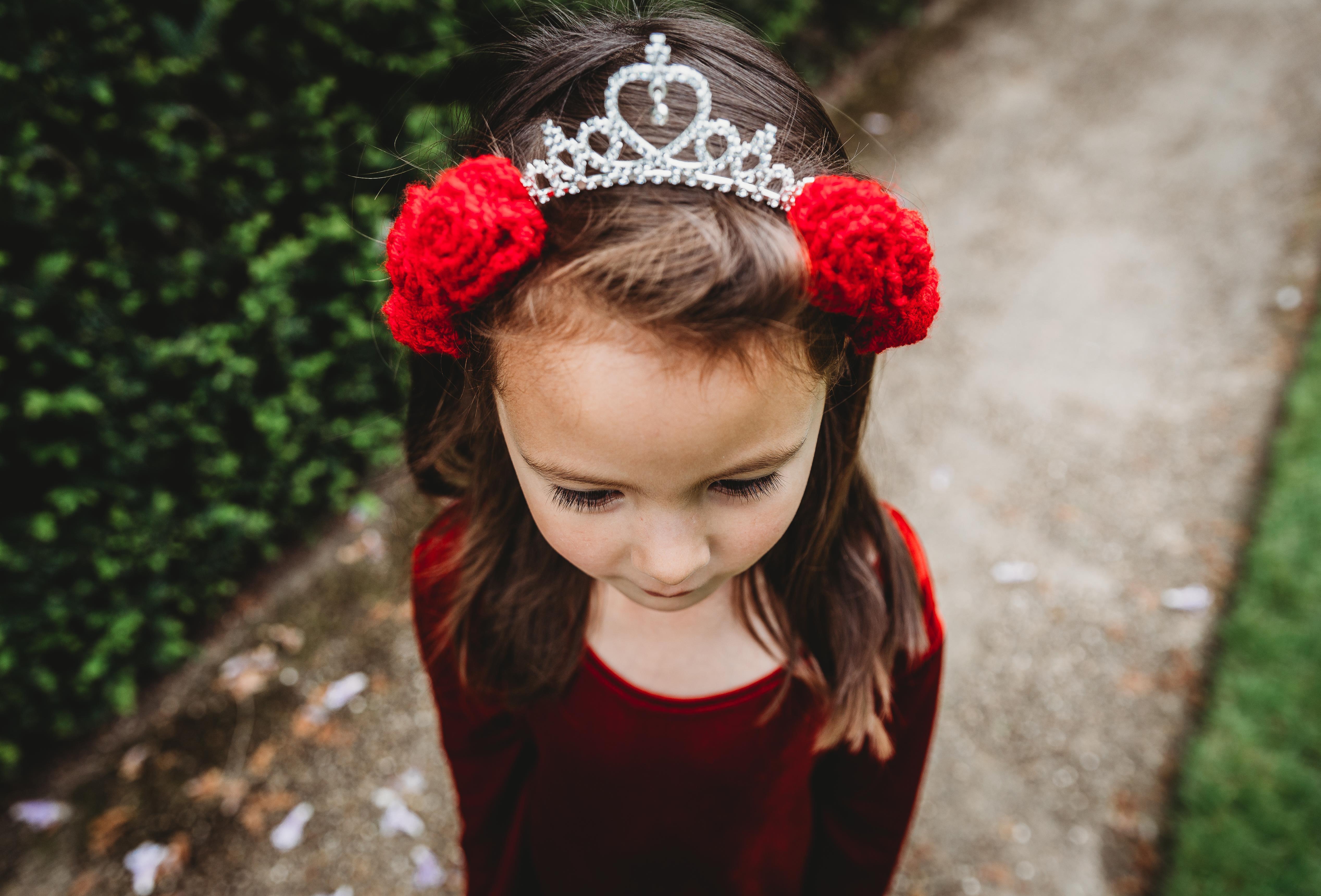 queen of hearts rose tiara