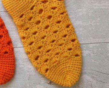 WYS00466 _ ColourLab DK _ Melmerby Socks by Anna Nikipirowicz _ Launch _ 1
