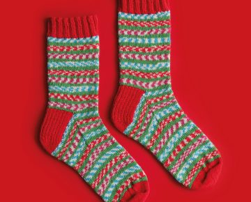 Socks_red