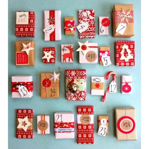 Crochet Advent Calendars