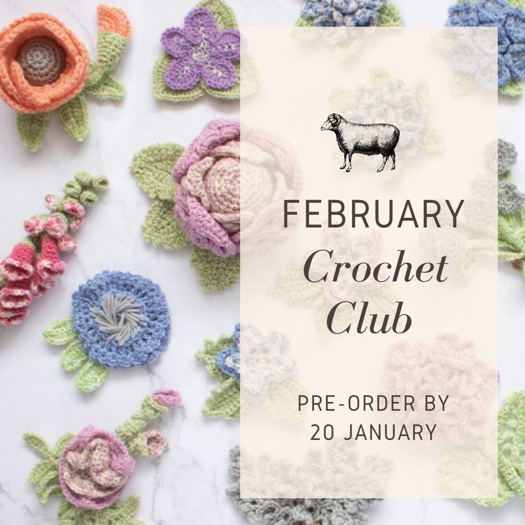 February crochet club