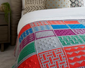 ColourLab DK L Folk Tales CAL Blanket 01 S