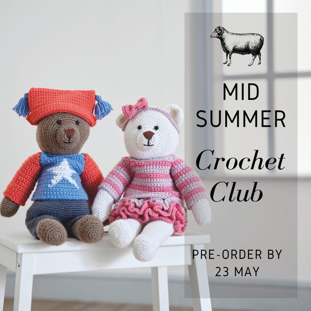 midsummer crochet club