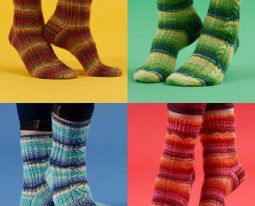 4 ply socks